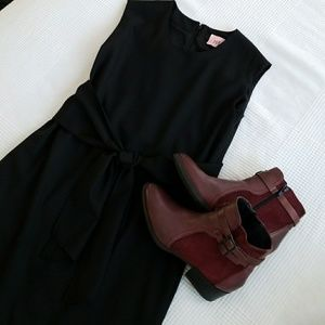 J.  Crew Dresses - J. CREW sheath dress (boots also for sale)